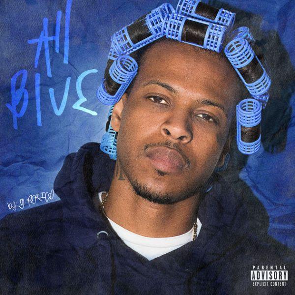 G-Perico-All-Blue-album-cover-art