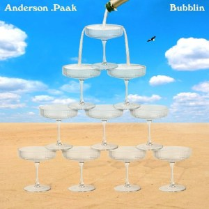 Anderson .Paak Bubblin _ cover art