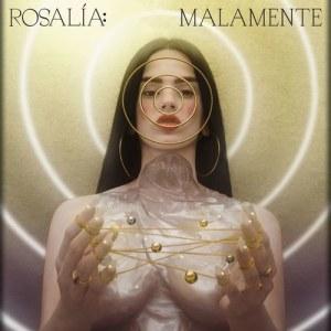 Rosalía - Malamente album cover