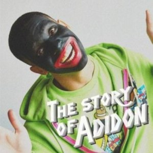 story of adidon _ cover art