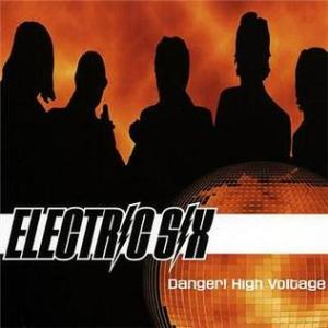 ElectricSix_Danger!HighVoltage