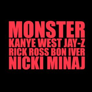 kanye-west-jay-z-rick-ross-bon-iver-nicki-minaj-monster