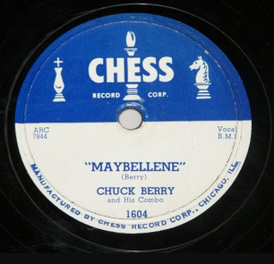 Maybellene-by-Chuck-Berry