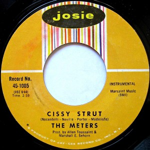 The-meters-cissy-strut-song-cover